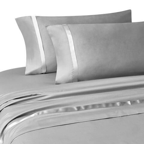 Kiley Silver Sheet Set