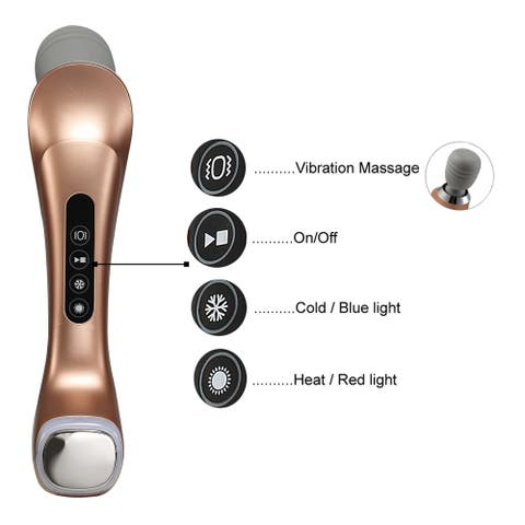 Carepeutic Cordless Hot or Cold Therapy Massager