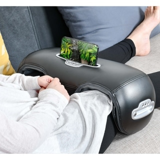 Link to Carepeutic Warming Compression Knee or Leg Massager Similar Items in Aromatherapy & Massage