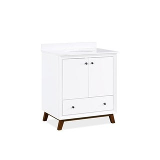 Avenue Greene Pavlo 30 Inch Bathroom Vanity