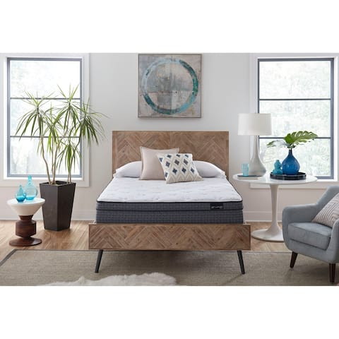 King Koil Dream Select Santorini Euro Top 13 inch Mattress Set