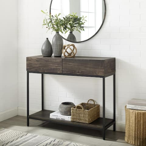 "Jacobsen Console Table - 42""W x 14""D x 34.5""H"