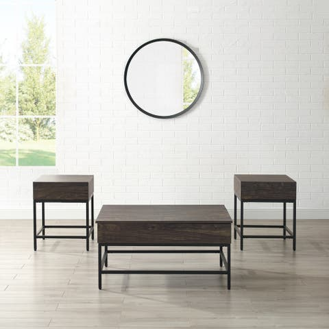 Jacobsen 3Pc Coffee Table Set