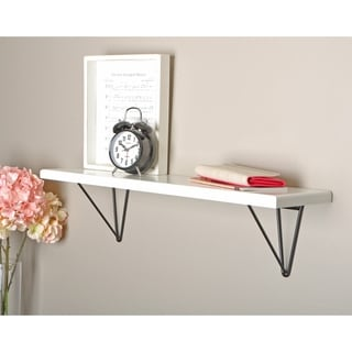 Link to Wall Mount Shelf Triangle Hardware Similar Items in Accent Pieces