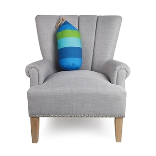 Link to Buoy Shaped Pillow by Kate Nelligan Similar Items in Decorative Accessories