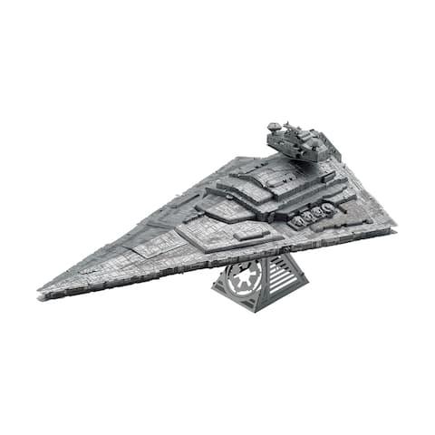 Metal Earth ICONX 3D Metal Model Kit - Star Wars Imperial Star Destroyer