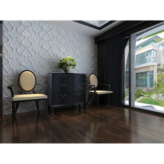 """Link to 3D Fiber Wall Decor Panelling, 20""""x20""""/pc Similar Items in Wall Coverings"""