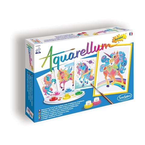 Aquarellum Junior - Unicorns