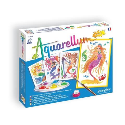 Aquarellum Junior - Mermaids