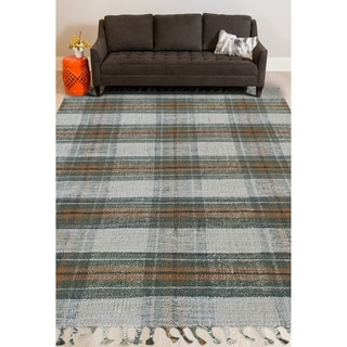 Link to Carbon Loft Whishaw Modern Design Hand-woven Area Rug Similar Items in Rustic Rugs