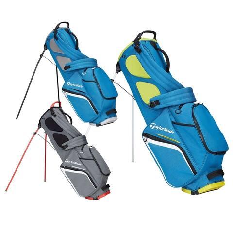 2020 TaylorMade Flextech Lite Yarn Dye Stand Bag