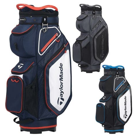 2020 TaylorMade 8.0 Cart Bag