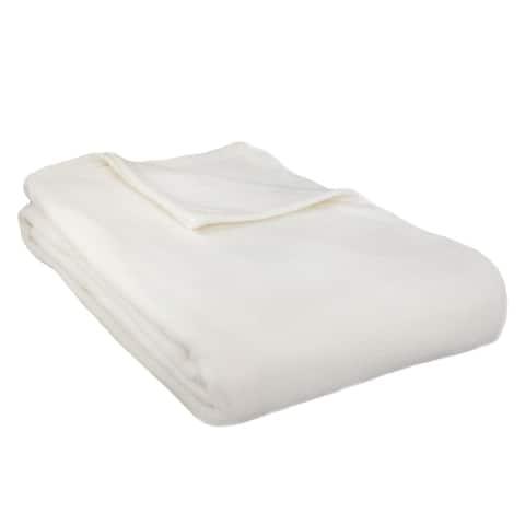 Alta Hotel Anti-Pil Fleece Blanket