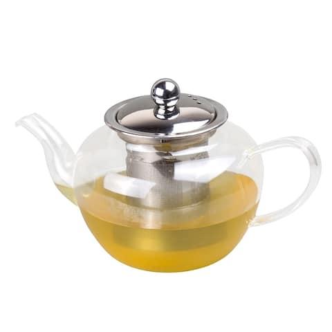 Creative Home Transparent Glass Tea Pot