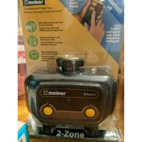 Melnor 2-Zone Bluetooth Water Timer
