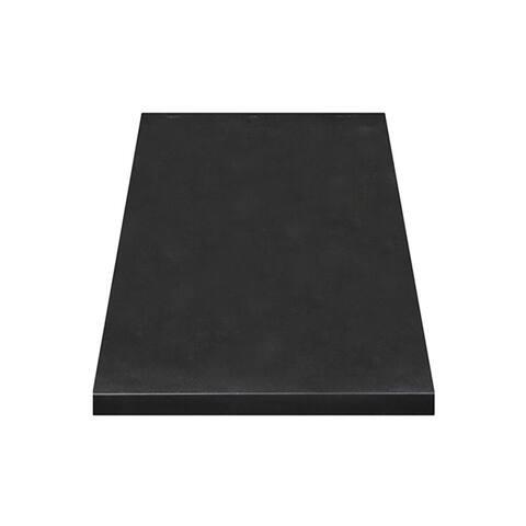 Jordan Modular Collection 15-x 21.5 inch Black Granite Countertop