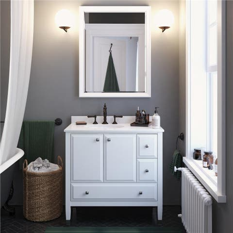 Avenue Greene Rosella 36 inch Bathroom Vanity