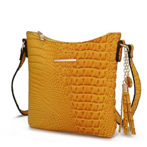 MKF Collection Milidine Crossbody Bag by Mia K.