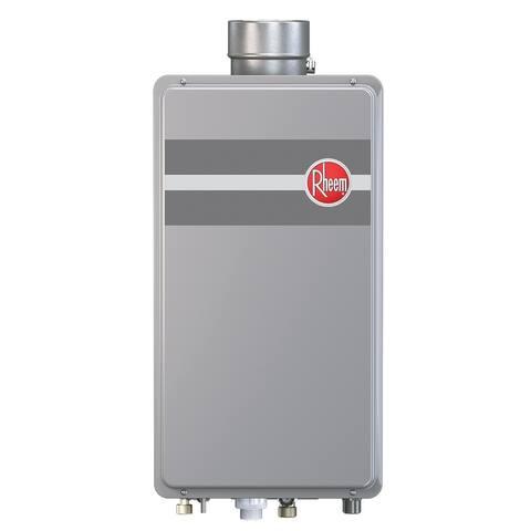 Rheem Mid-Efficiency 7.0GPM Indoor Natural Gas Tankless Water Heater