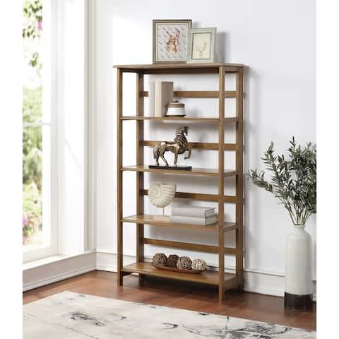 Bandon 5 Shelf Bookcase