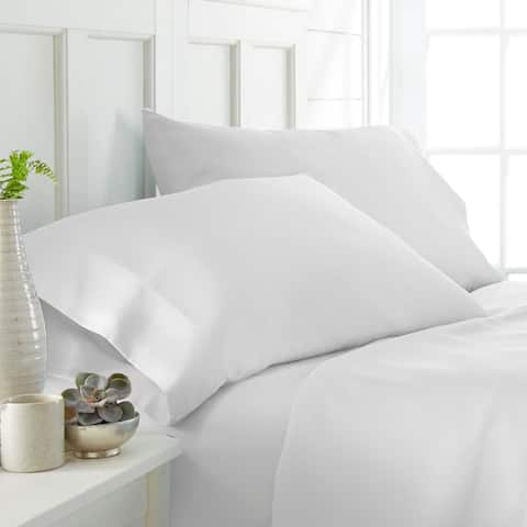Home Collection Premium Bamboo 2 Piece Luxury Pillow Case Set