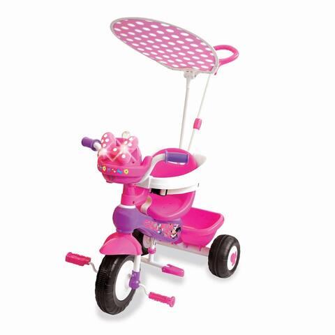 Disney Minnie Deluxe Trike Ride-On
