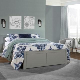 Link to Pulse Full Platform Bed, Gray Similar Items in Kids' & Toddler Furniture