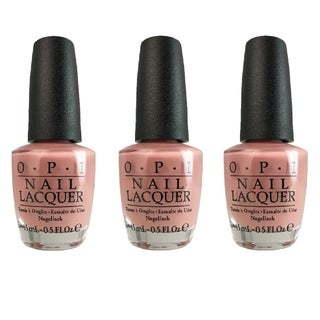 Link to OPI Lacquer-Dulce De Leche 3 PACK Similar Items in Nail Care