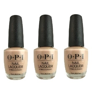 Link to OPI Lacquer-Samoan Sand 3 PACK Similar Items in Nail Care