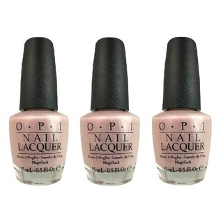 Link to OPI Lacquer-Put It In Neutral 3 PACK Similar Items in Nail Care