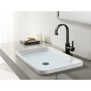 Link to Continental Single-Handle Bathroom Faucet with Push Pop-Up Similar Items in Faucets