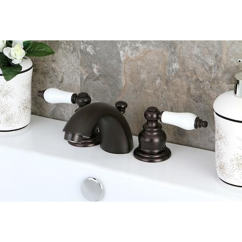 Victorian Mini-Widespread Bathroom Faucet