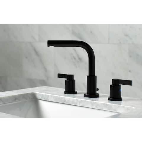 NuvoFusion Widespread Bathroom Faucet
