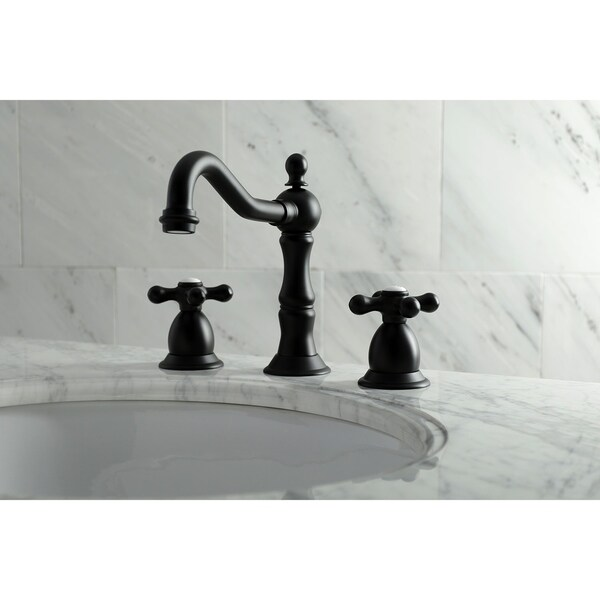 Heritage Widespread Bathroom Faucet. Opens flyout.