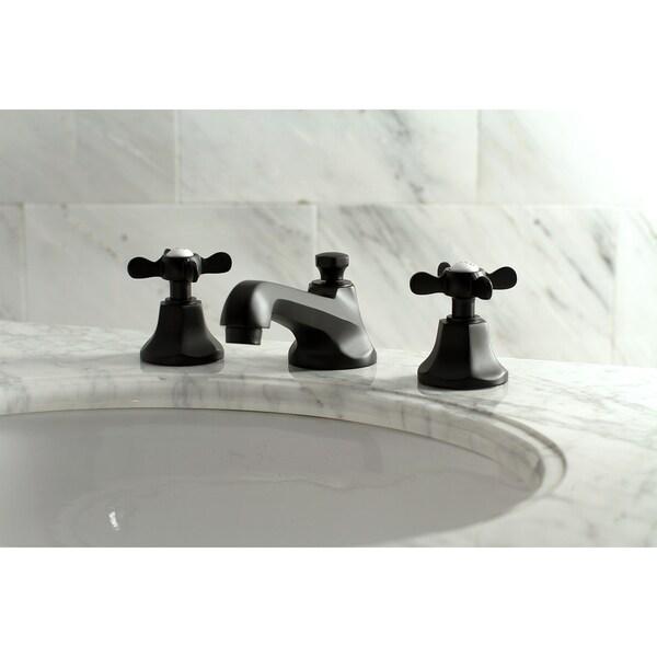 Essex Widespread Bathroom Faucet. Opens flyout.