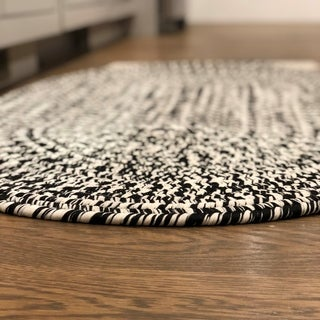 Link to Colonial Mills Howell Tweed Indoor Outdoor Braided Rug Similar Items in Classic Rugs