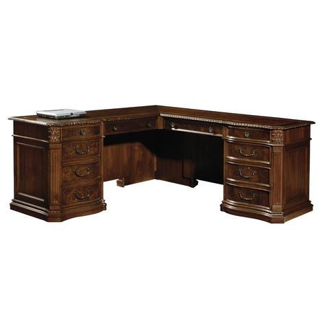 Hekman L-Desk