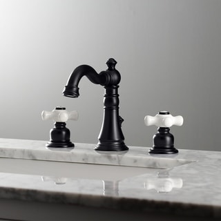 American Classic Widespread Bathroom Faucet