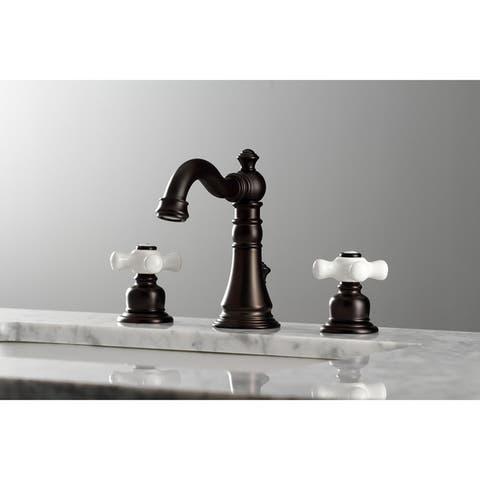 American Classic Widespread Bathroom Faucet