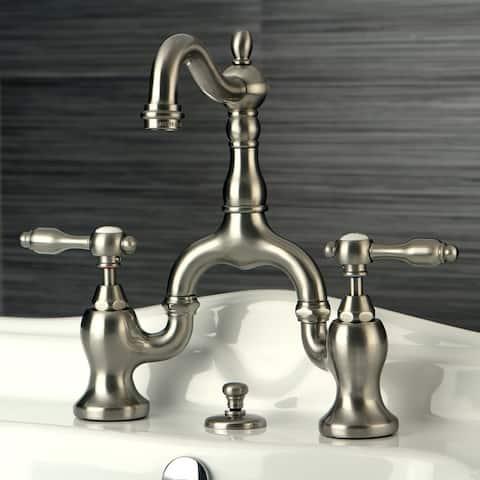Tudor Bridge Bathroom Faucet