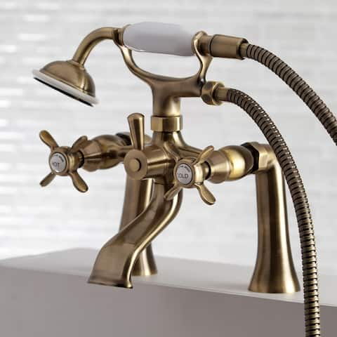 Essex Clawfoot Solid Brass Tub Faucet