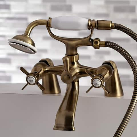 Essex Clawfoot Tub Faucet with Hand Shower