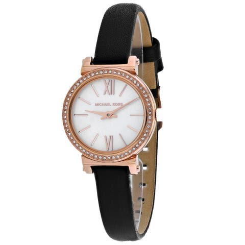 Michael Kors Women's Mother of Pearl Dial Watch - MK2849