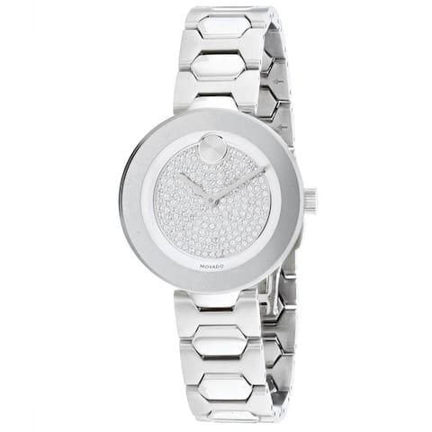 Movado Women's Silver Dial Watch - 3600567