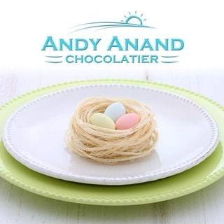Andy Anand Premium Thin sugar Crust Jordan Almonds Super Fine 2Lbs