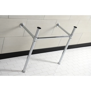 Link to Fauceture Stainless Steel Console Sink Legs Similar Items in Sinks