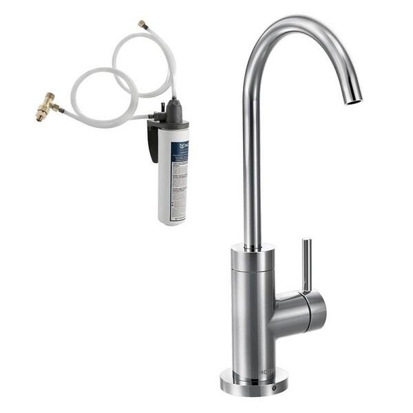 Moen Sip Beverage Faucet With Filtation System