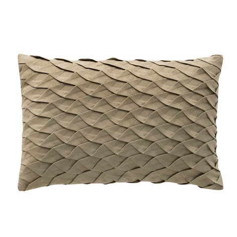 Highline Bedding Co Madrid 12x18 Dec Pillow