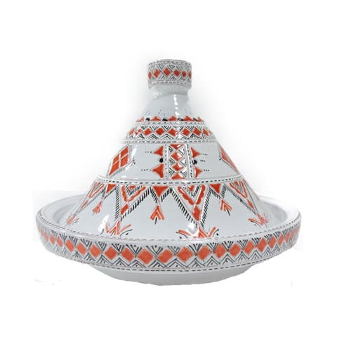 Handmade Serving Tagine (Morocco)