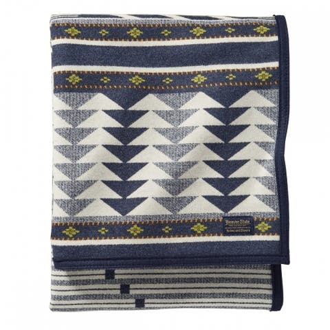Pendleton Spirit Seeker Navy Throw
